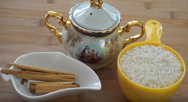 Como utilizar el agua de arroz para el cabello